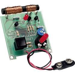 Detektor kovov Velleman K7102, 9 V/DC, stavebnica