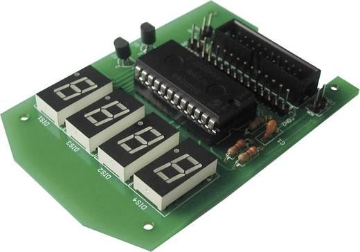 Arexx LCD Display Modul YT-DSP Passend für Typ (Roboter Bausatz): YETI