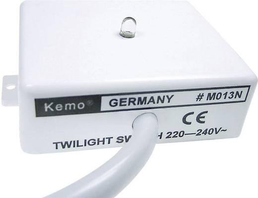 Dämmerungsschalter Baustein Kemo M013N 230 V/AC