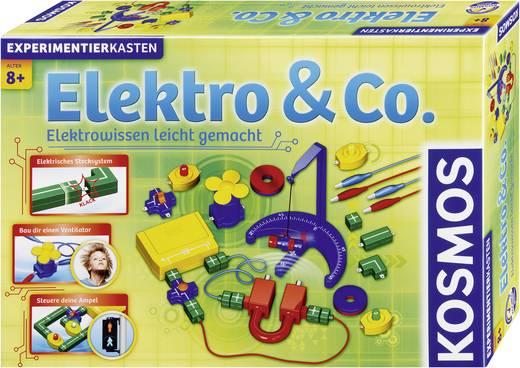 Experimentierkasten Kosmos Elektro & Co. 620417 ab 8 Jahre