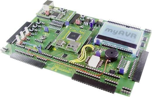 Experimentier-Board myAVR MK3 256K PLUS