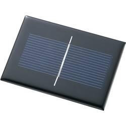 Miniaturní solární panel Conrad Components YH-66X96, 0,5 V, 800 mA