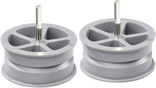 Arexx Roboter Radsatz Antriebsrad RP5/RP6 Passend für Typ (Roboter Bausatz): RP6, RP5