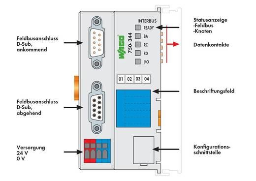 SPS-Busanschluss WAGO 750-344 24 V/DC