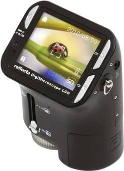 Digtální mikroskopová USB kamera Reflecta 66130 s LCD, 1,3 Mpix, 3,5 - 35x