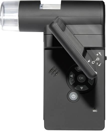 USB Mikroskop mit Monitor dnt 5 Mio. Pixel Digitale Vergrößerung (max.): 500 x