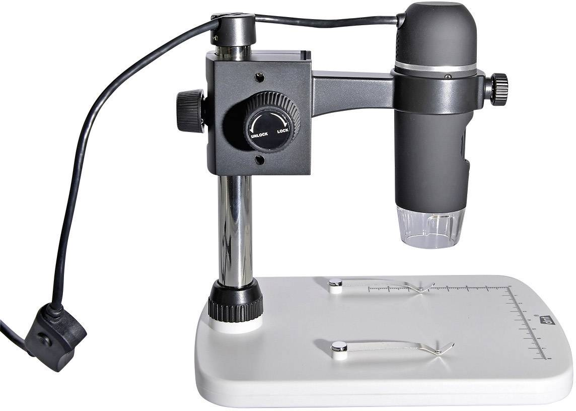 Usb microscope from china review footage and modification