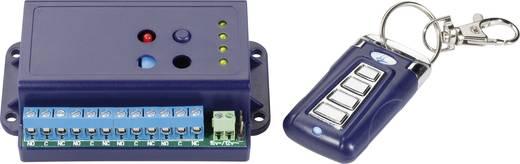 TowiTek TWT2028 4-Kanal Funkschaltsystem inkl. Handsender Reichweite max. (im Freifeld): 50 m 12 V/DC