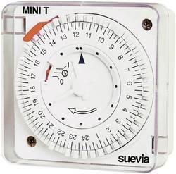Spínací hodiny na DIN lištu Suevia Mini T D QRD, 230 V/AC