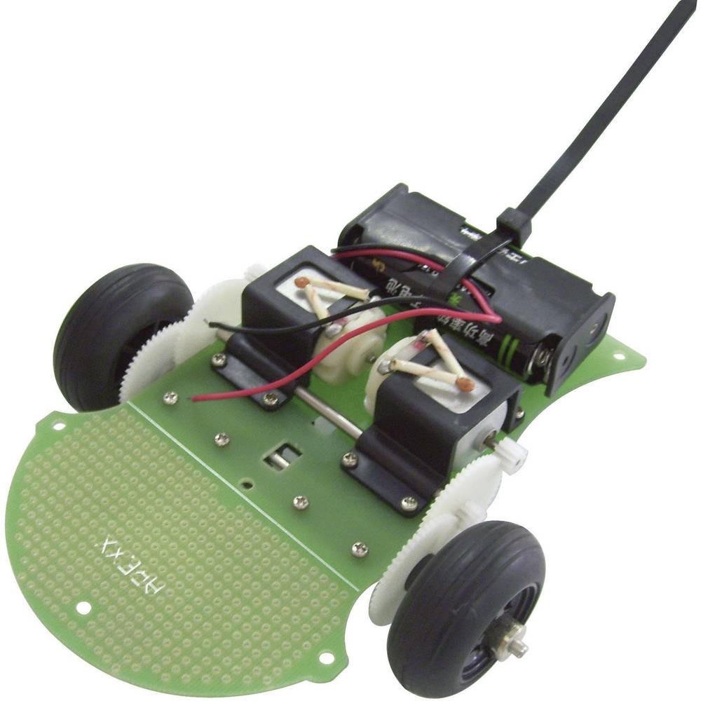 Arexx ARX-CH09 ARX-CH09 Robot chassis Uitvoering (module): Bouwpakket