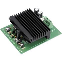 10 A regulátor otáčok pre motory na jednosmerný prúd
