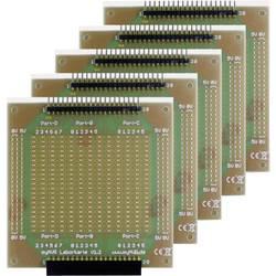 Laboratórne karty myAVR 5 Rasterleiterplatten 5 Rasterleiterplatten