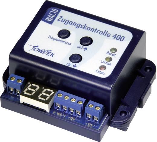 RFID-Zugangskontrolle TowiTek TWT2020 Baustein Anzahl Transponder (max.): 400 12 V/DC