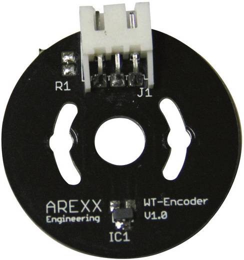 Arexx Steuerplatine Roboter WTR-CK2 Ausführung (Bausatz/Baustein): Bausatz