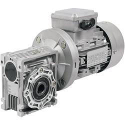 Striedavý elektromotor MSF-Vathauer Antriebstechnik GM 0,12-MS-HY-Q45-i70-B14, 20 rpm, 31 Nm, 0.12 kW, 230 V/400 V