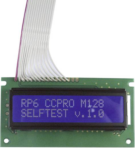 Arexx LCD Display Modul RP-DSP89 Passend für Typ (Roboter Bausatz): RP6, RP5