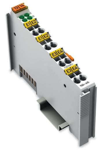 SPS-Eingangskarte WAGO 750-415 24 V/DC, 24 V/AC