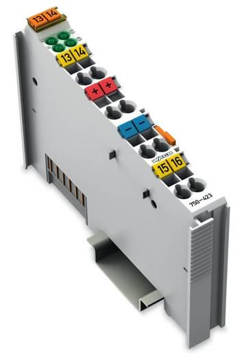 SPS-Eingangskarte WAGO 750-423 24 V/DC, 24 V/AC