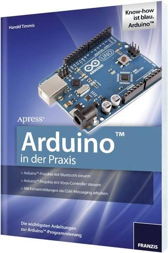 Franzis Verlag Buch Arduino in der Praxis 65132