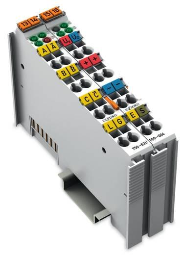 SPS-Geberkarte WAGO 750-631/000-004 24 V/DC