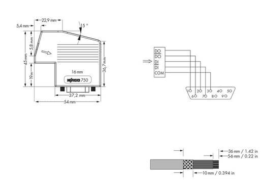 SPS-Steckverbinder WAGO 750-961
