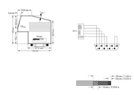 SPS-Steckverbinder WAGO 750-962