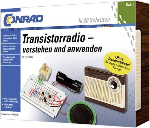 Basic-Lernpaket Transistorradio
