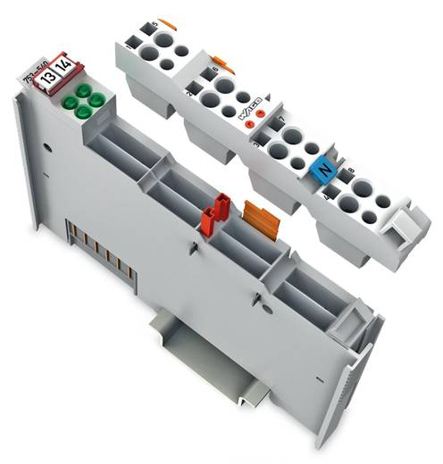 SPS-Ausgangskarte WAGO 753-540 120 V/AC