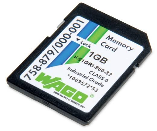 SPS-Speichermodul WAGO 758-879/000-002 SD Card