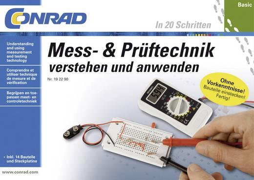 Lernpaket Conrad Components Basic Mess- & Prüftechnik 10091 ab 14 Jahre