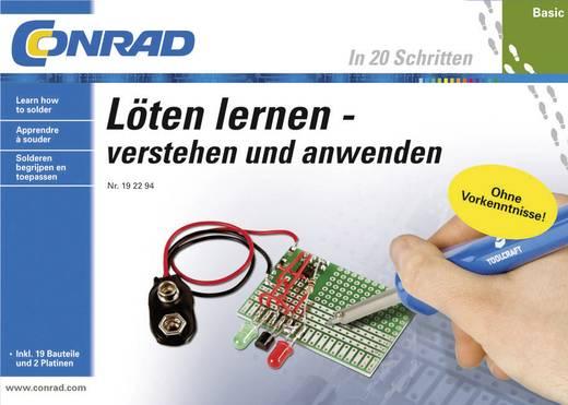 Lernpaket Conrad Components Basic Löten lernen 10062 ab 14 Jahre
