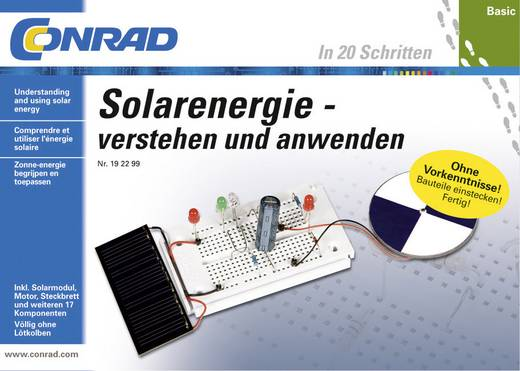 Lernpaket Conrad Components Basic Solarenergie 10030 ab 14 Jahre