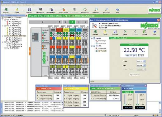 SPS-Software WAGO 759-302/000-923 I/O-CHECK