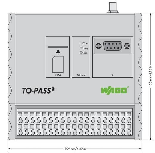 SPS-Fernwirkmodul WAGO 761-110 10 V/DC, 30 V/DC