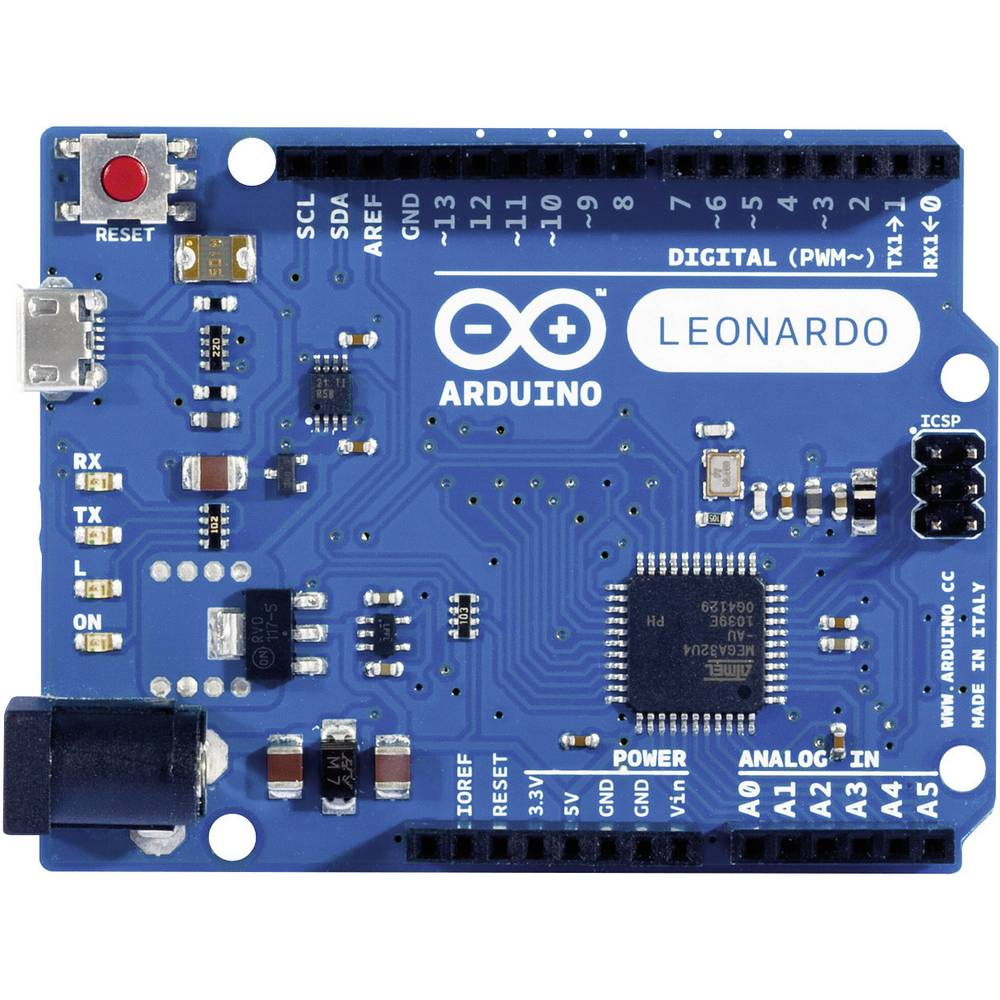 Arduino board leonardo from conrad