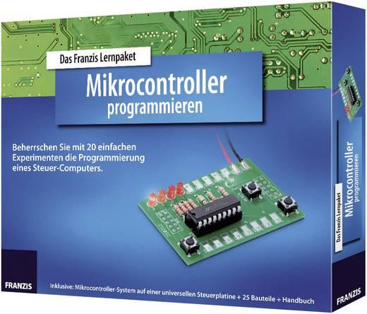 Lernpaket Franzis Verlag Mikrocontroller Programmieren 978-3-645-65135-6 ab 14 Jahre