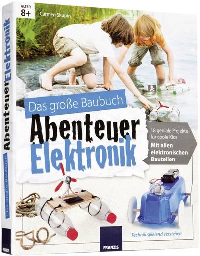 Baubuch Franzis Verlag Abenteuer Elektronik Baubuch 978-3-645-65155-4 ab 8 Jahre