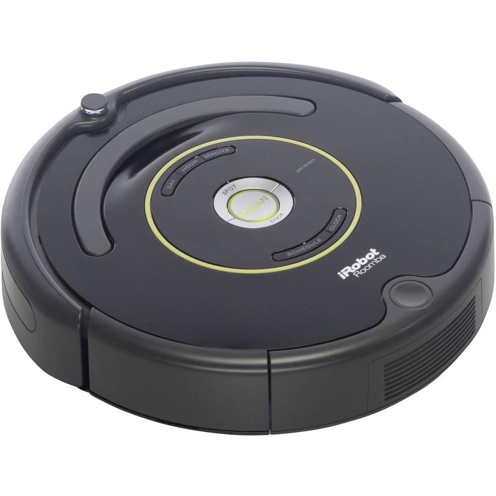 aspirateur robot irobot roomba 650 noir 1 mur virtuel sur le site internet conrad 192563. Black Bedroom Furniture Sets. Home Design Ideas