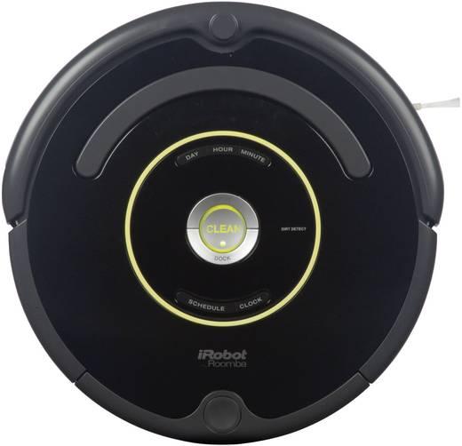 saugroboter irobot roomba 651 schwarz 1 virtuelle wand. Black Bedroom Furniture Sets. Home Design Ideas