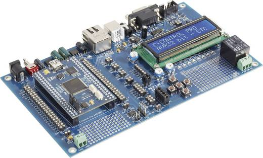 Evaluationsboard C-Control Pro Set C-Control PRO AVR32-Bit Unit + Applicationboard
