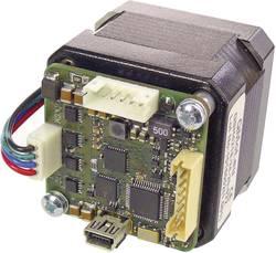 Krokový motor s řízením PANdrive Trinamic PD42-3-1140-TMCL (30-0187), Ø hřídele 5 mm