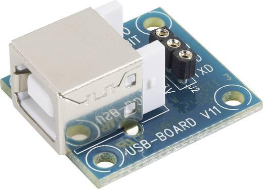 USB Anschluss-Board C-Control Pro AVR 32-Bit USB-Board
