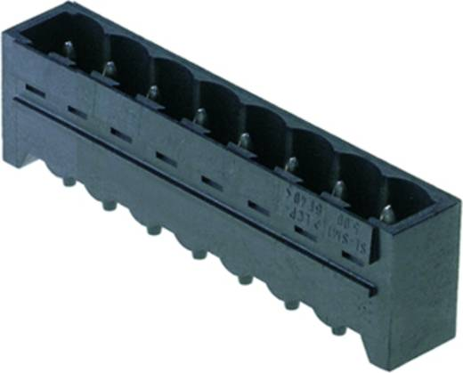 Leiterplattensteckverbinder SL-SMT 5.08/04/180 1.5SN BK BX Weidmüller Inhalt: 100 St.