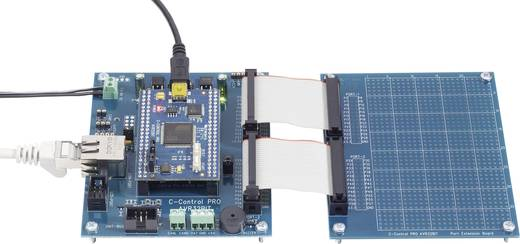 Evaluationsboard C-Control Pro AVR 32-Bit Mainboard