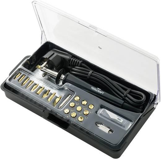 Multi-Tool 230 V 30 W TOOLCRAFT MD-30WBPP Kreativ-Spitze +220 bis +580 °C