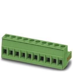 Zásuvkové púzdro na kábel Phoenix Contact MSTB 2,5 HC/10-ST-5,08 1912045, 50.80 mm, pólů 10, rozteč 5.08 mm, 50 ks