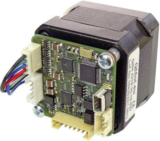 Schrittmotor mit Steuerung Trinamic PD42-3-1141 0.49 Nm Wellen-Durchmesser: 5 mm
