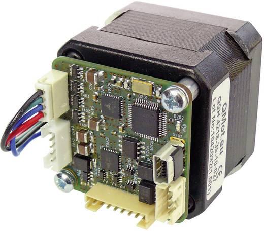 Trinamic PD42-2-1141 Schrittmotor mit Steuerung 0.35 Nm Wellen-Durchmesser: 5 mm