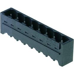 Konektor do DPS Weidmüller SL-SMT 5.08/06/180G 1.5SN BK BX 1775962001, 33.68 mm, pólů 6, rozteč 5.08 mm, 50 ks