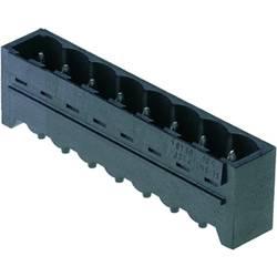 Konektor do DPS Weidmüller SL-SMT 5.08/06/180G 1.5 SN BK RL 1775964001, 33.68 mm, pólů 6, rozteč 5.08 mm, 250 ks